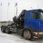 Veoauto Scania R420